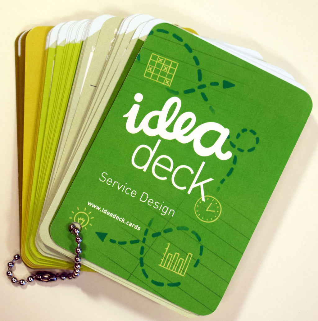 Ideadeck Service Design