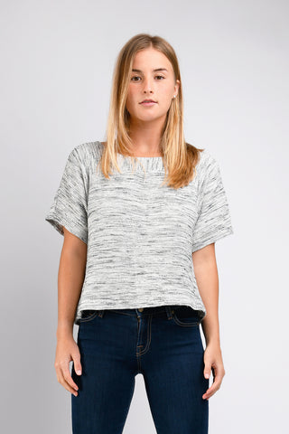 Penelope Boxy Top