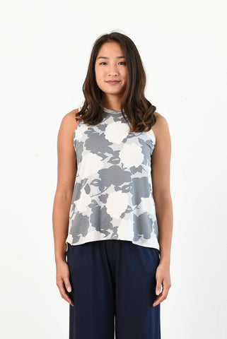 Chris Tank Top (Floral)