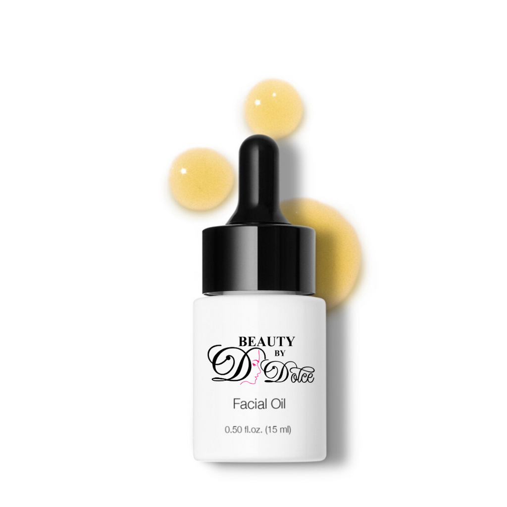 Facial Oil - BEAUTY BY D DOLCE