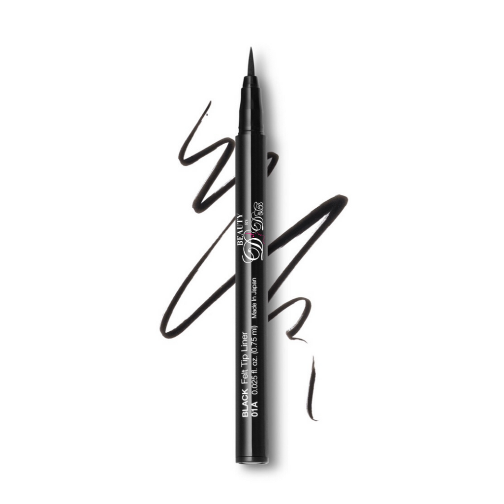 Felt Tip Eyeliner - BEAUTY BY D DOLCE