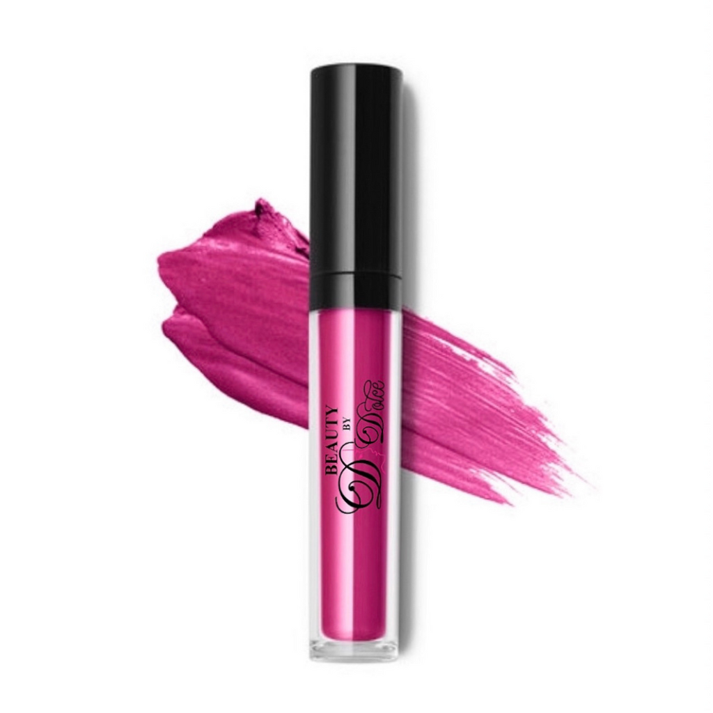 Liquid Lipstick Matte - BEAUTY BY D DOLCE