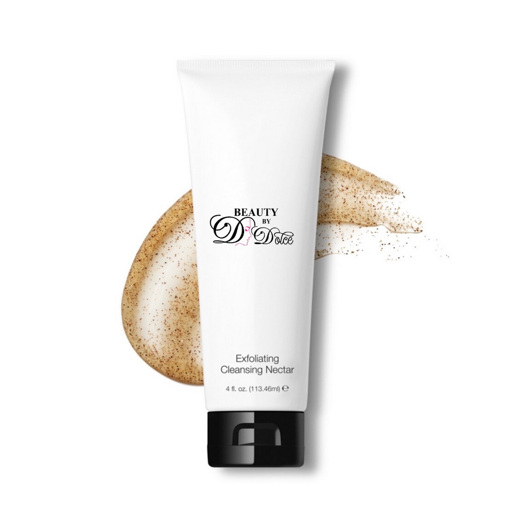 Exfoliating Cleansing Nectar - BEAUTY BY D DOLCE