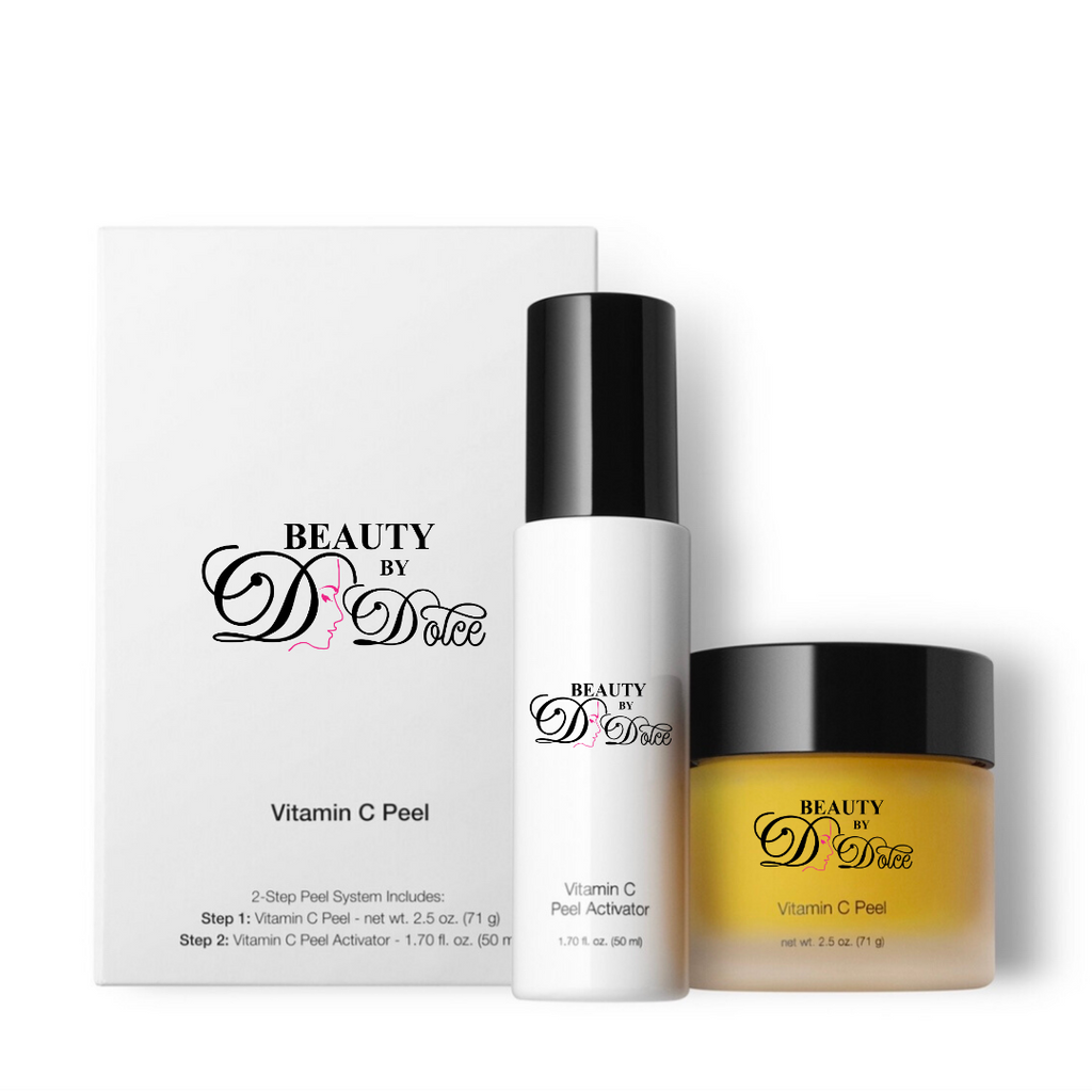 Vitamin C Peel Kit - BEAUTY BY D DOLCE