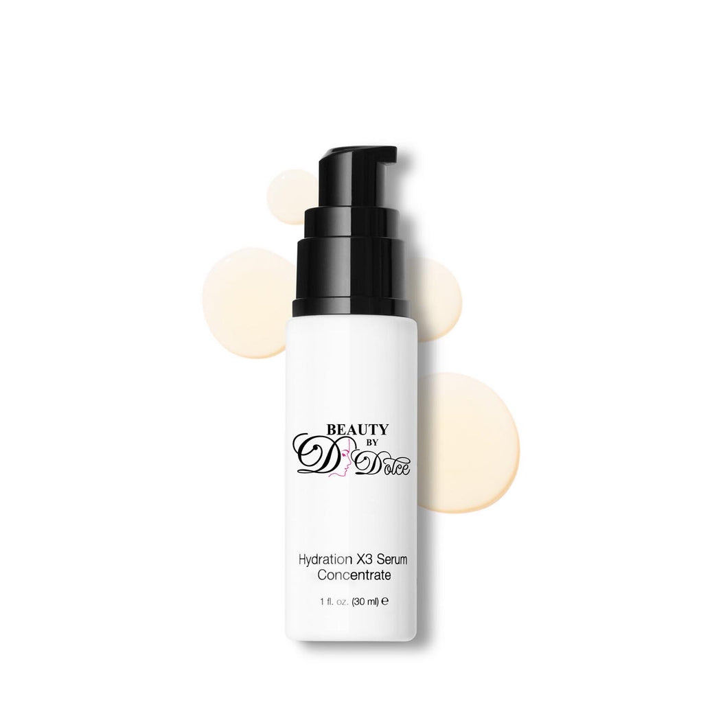 Hydrating X3 Serum Concentrate - BEAUTY BY D DOLCE