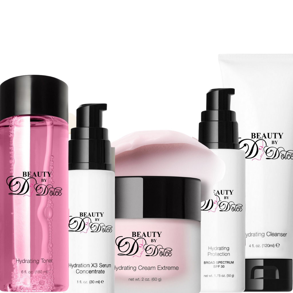 Hydrating Collection Set - BEAUTY BY D DOLCE