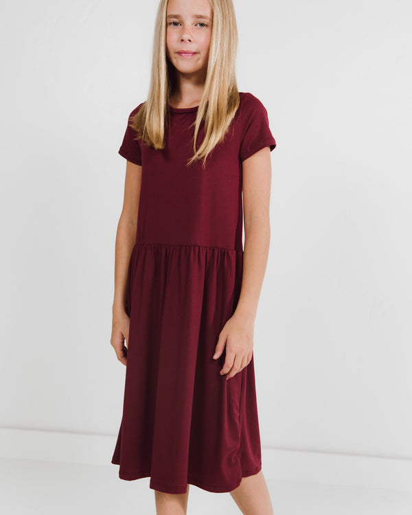 Elliette Ruffle Dress