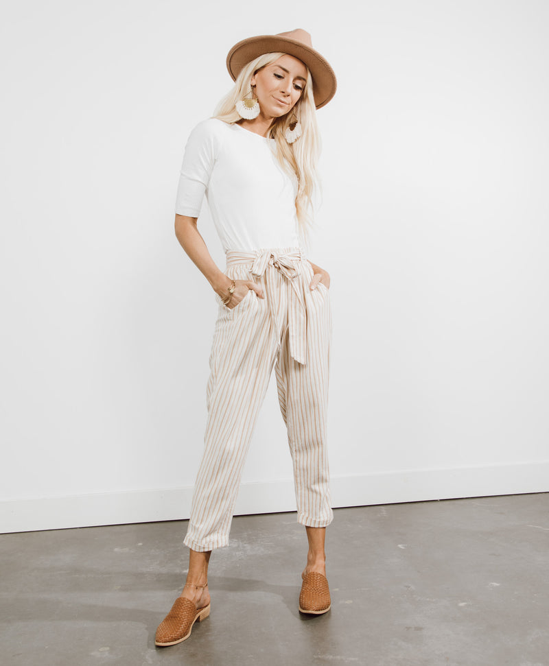 Gwendolyn Stripe Pants