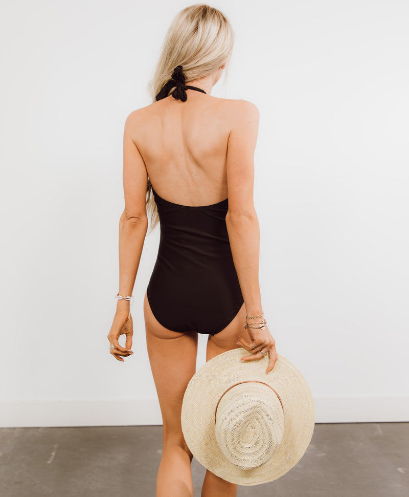 Halsey Halter One Piece