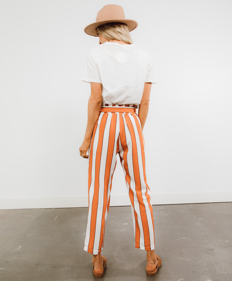 Echo Stripe Pants
