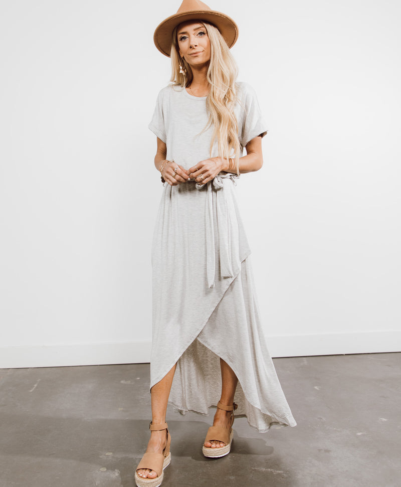 Stormi Wrap Dress