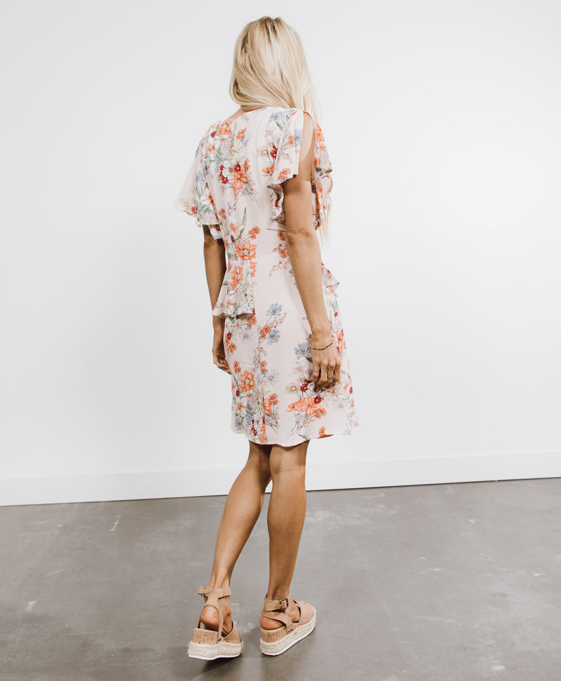 Lovelyn Floral Dress