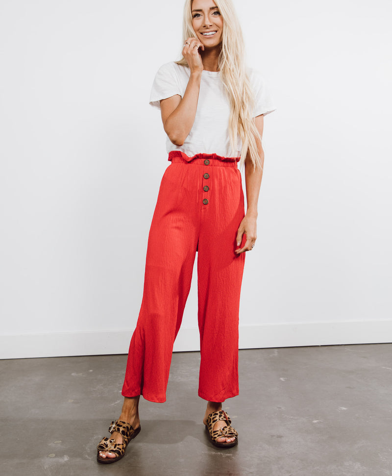 Jayleen Wide Leg Pants