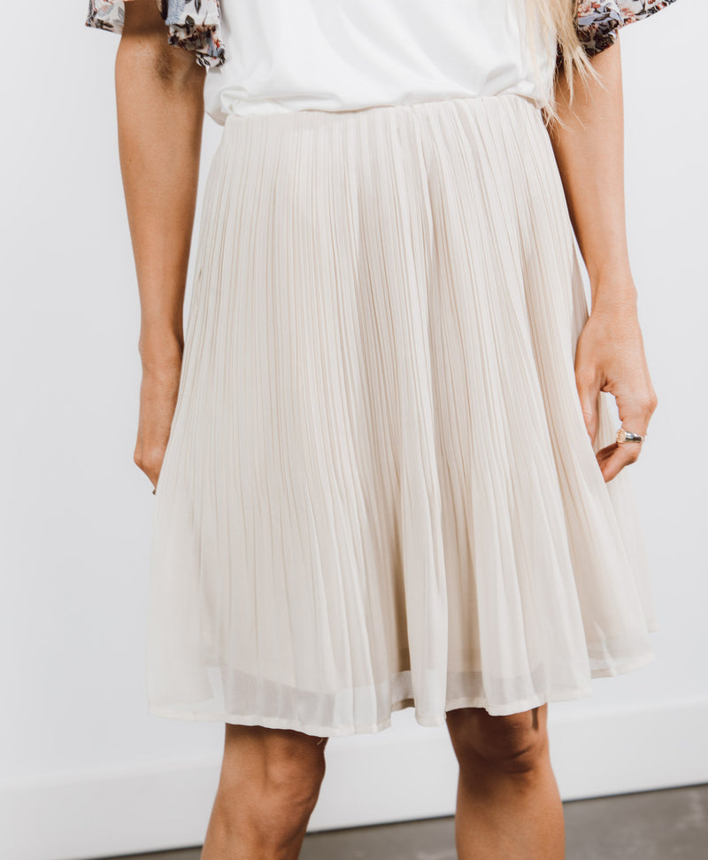 Arielle Pleated Skirt