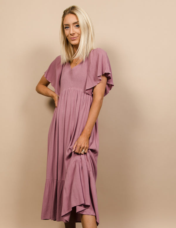 Katherine Midi Dress