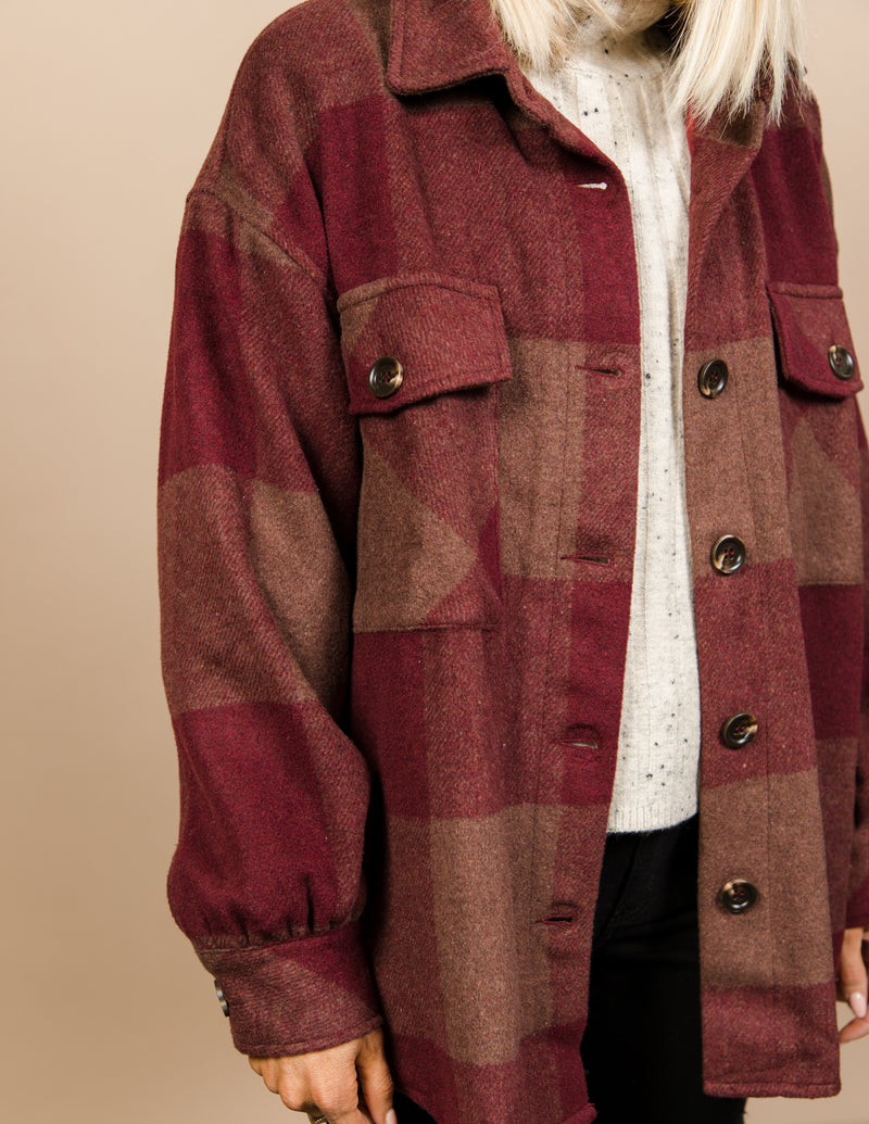 Hunter Plaid Jacket
