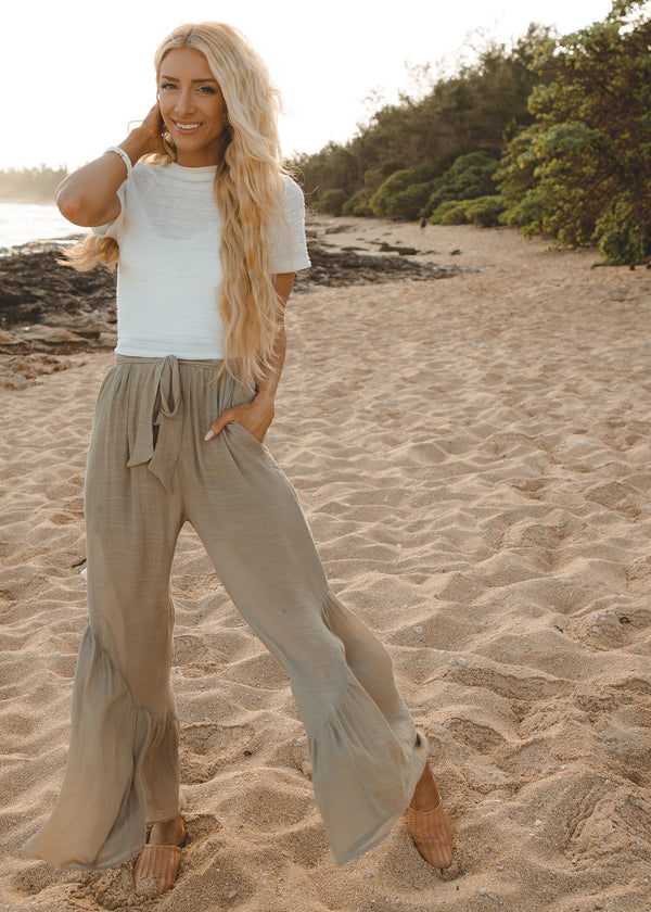 Marnie Wide Leg Pants