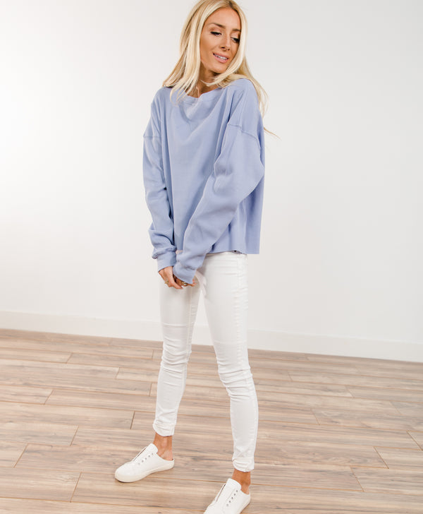 Echo Long Sleeve Top