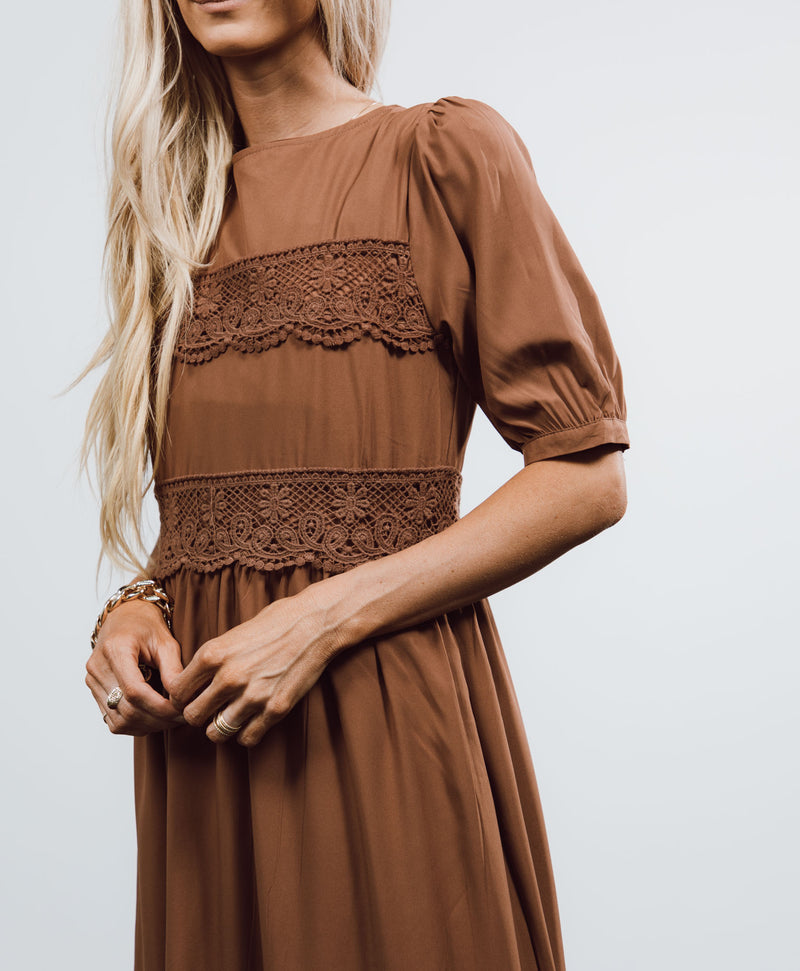 Shelley Midi Dress