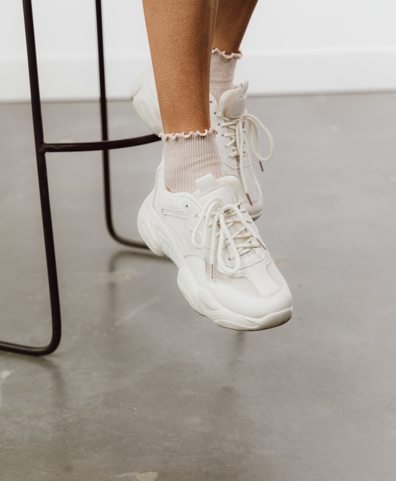 Brooklin Mesh Trainers