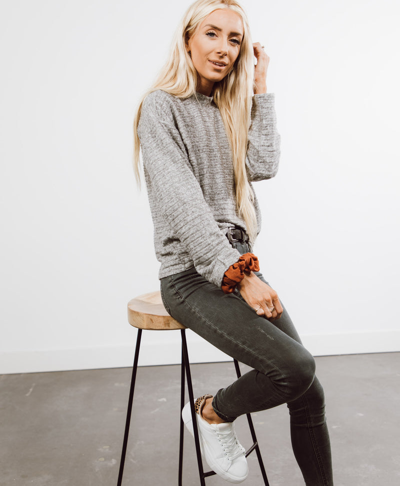 Lumi Long Sleeve Top