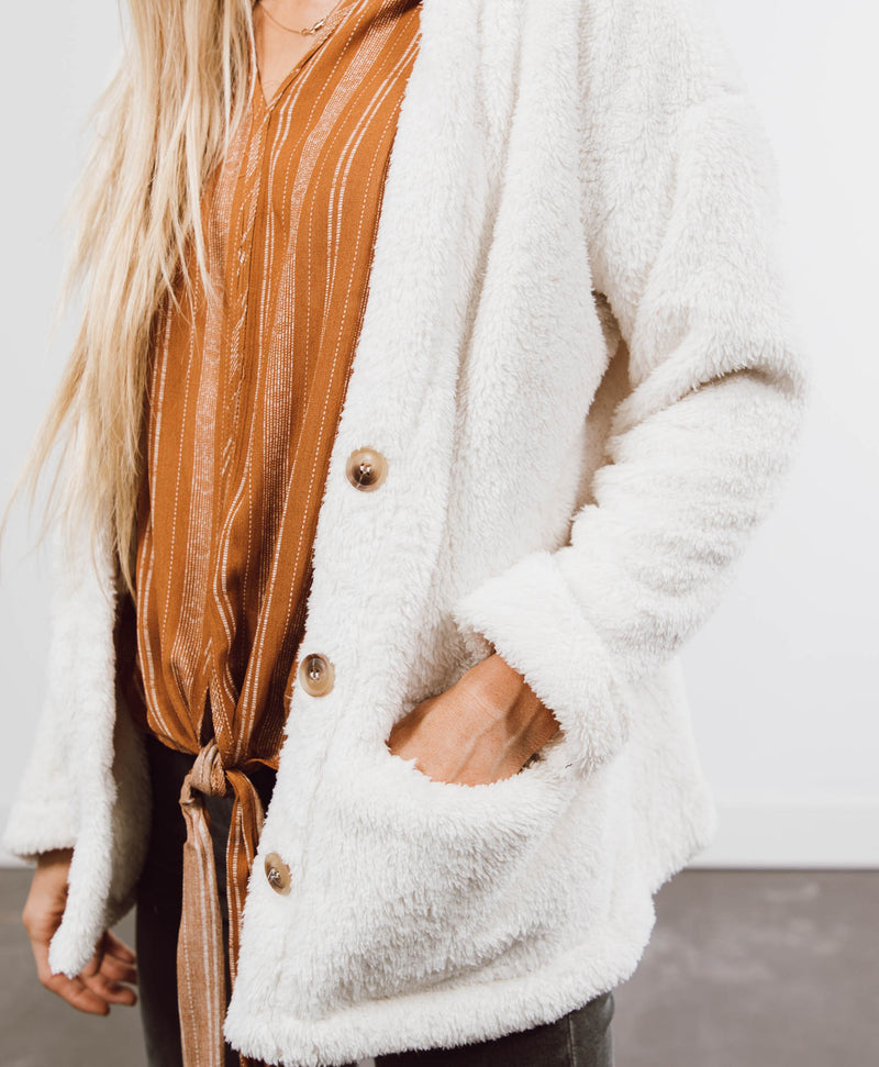 Geneva Fur Jacket