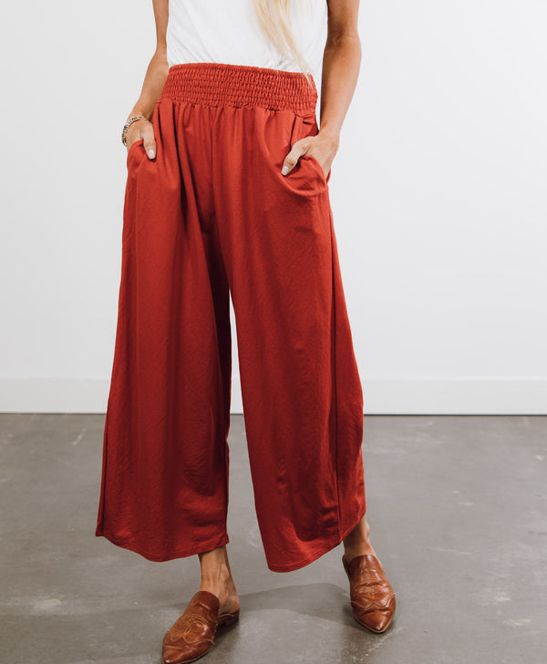 Blaire Wide Leg Pants