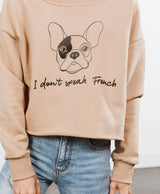 French Bull-Dog Pullover