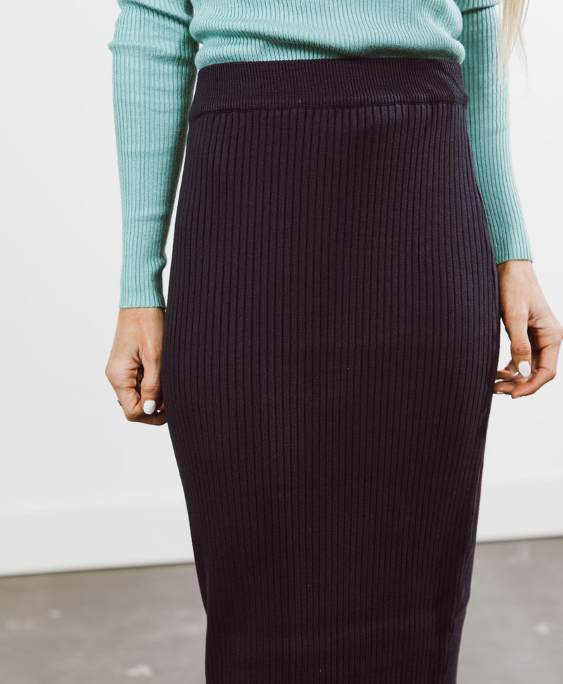 Anastasia Sweater Skirt