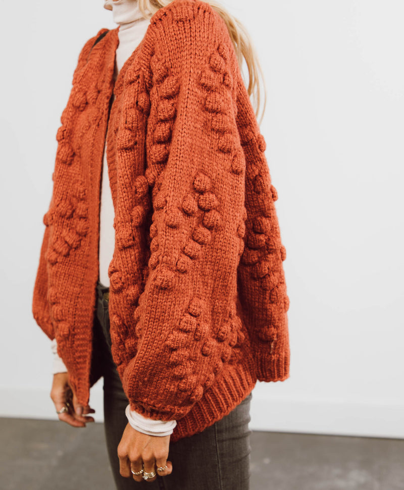 Tilda Sweater Cardigan