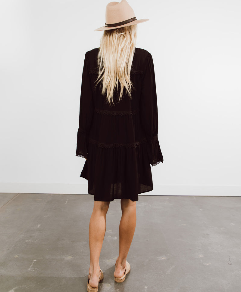 Nini Long Sleeve Dress