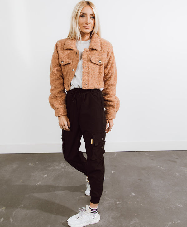 Andy Cropped Jacket