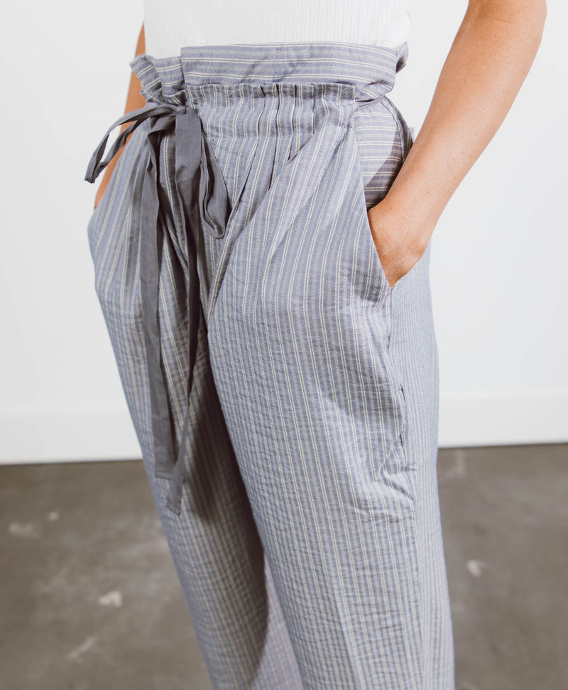Ava Stripe Pants