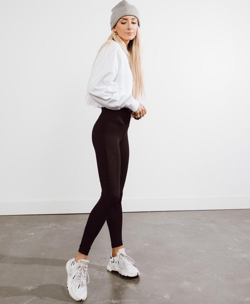 Layne Cropped Sweatshirt