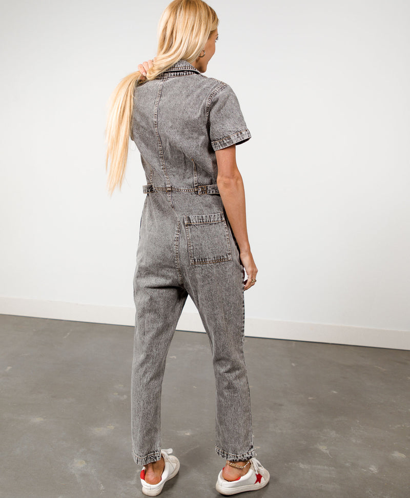 Avery Utility Jumpsuit