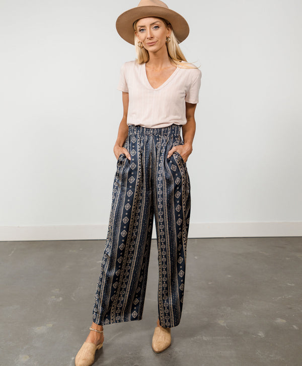 Kelsea Printed Pants