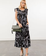Remington Printed Dress