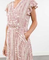 Brittnee Printed Dress