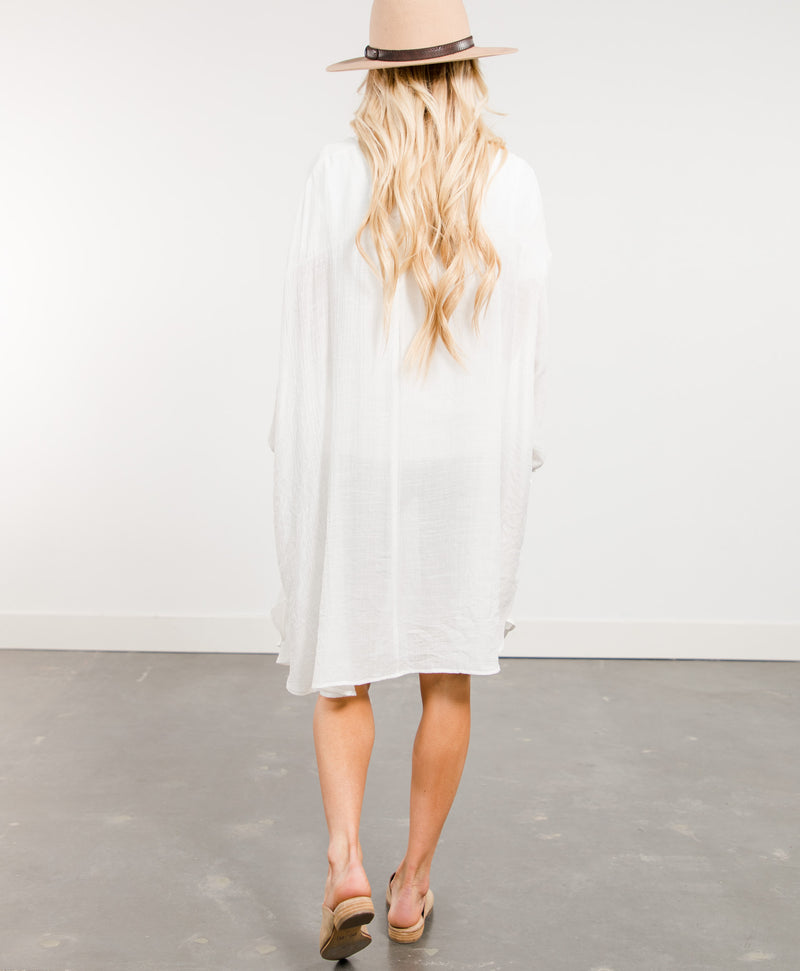 Lizzie Shirt Dress