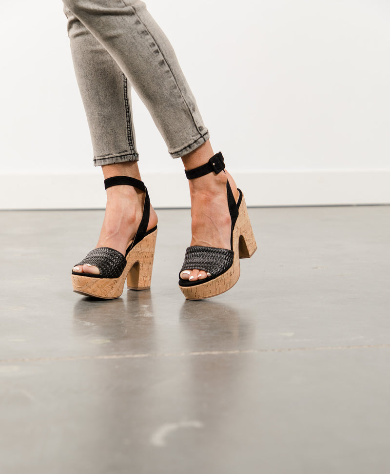 Margot Platform Heel
