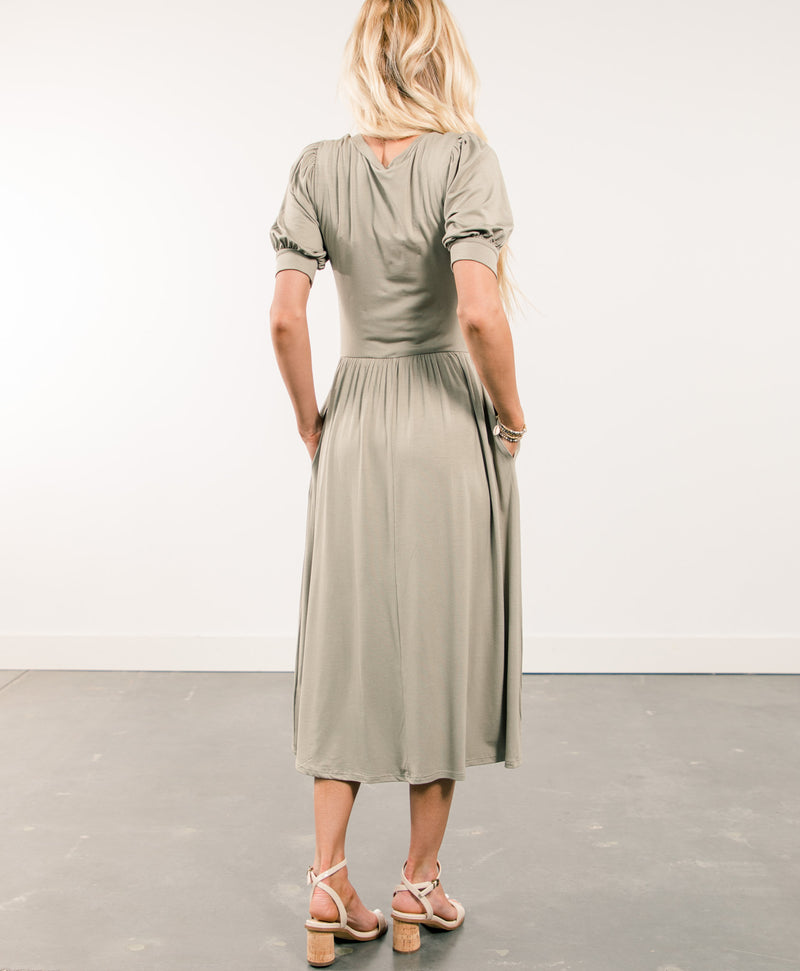 Ariane Midi Dress