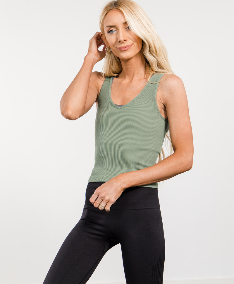 Lula Active Tank Top