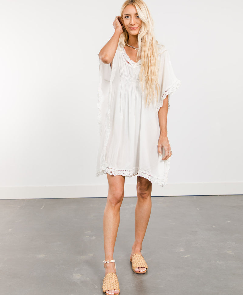 Kailani Swim Cover Up