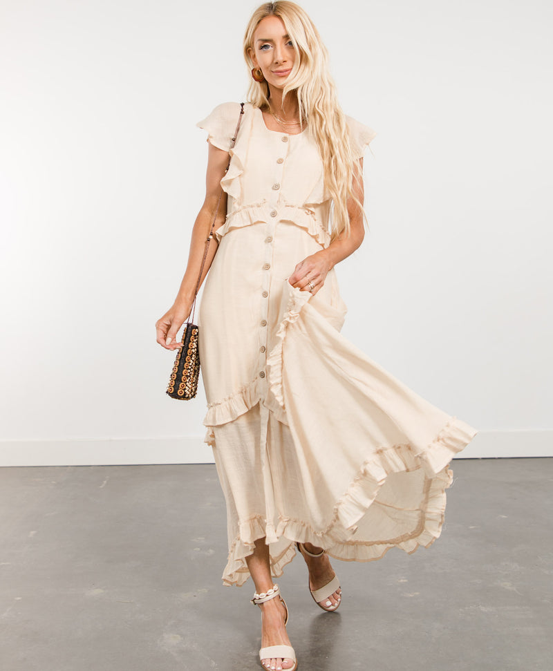 Brinnly Ruffle Dress