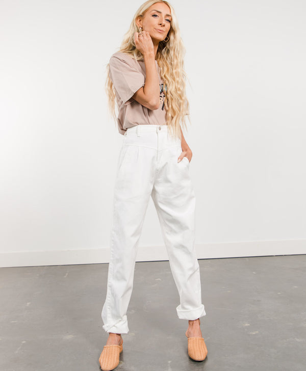 Dia High Waisted Pants