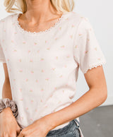 Sloane Floral Top