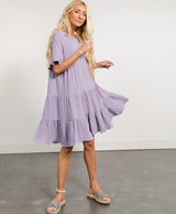 Mariela Ruffle Dress