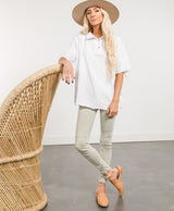 Bethany Short Sleeve Top