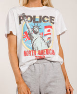 The Police NYC Tour Graphic Tee