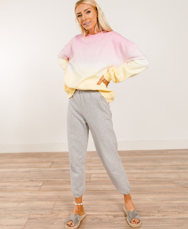 Sunset Ombre Sweatshirt